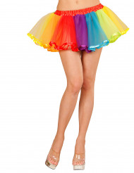 Värikäs alushame