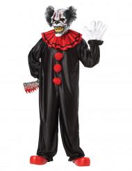 Pelottava klovni - Halloweenasu aikuislle