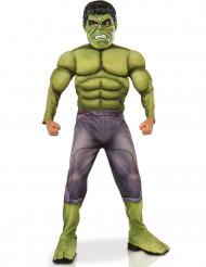 Hulkin™ naamiaisasu lapselle - luksus