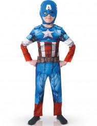 Avengers™ esittää: Kapteeni Amerikka™- asu lapsille
