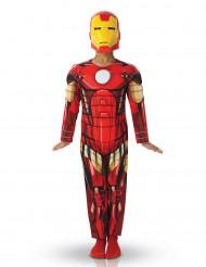Lasten luksus Iron Man™ Avengers™ topattu naamiaispuku