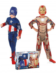 Avengers™- tuplapakkaus: Kapteeni Amerikka ja Iron Man