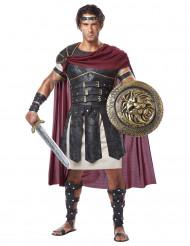 Roomalaisen gladiaattorimiehen naamiaisasu