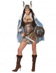 Viikinki kuningatar - Naisten naamiaisasu