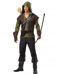 Robin Hoodin naamiaisasu aikuiselle