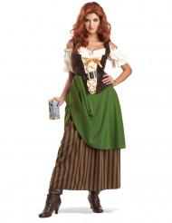 Baijerilainen mekko naisille