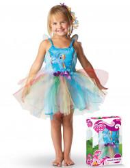 Rainbow Dashin™ naamiaisasu tytölle lahjapaketissa - klassikko