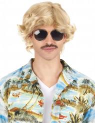 70-luvun peruukki miehelle