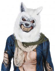 Valkoinen susi naamari