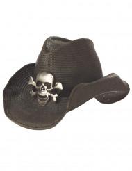 Cowboy-hattu, zombie