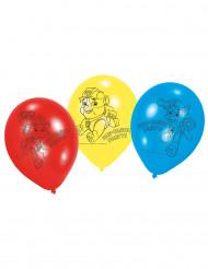 6 ilmapalloa, Ryhmä Hau™