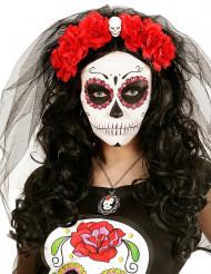 Hiuspanta punainen Halloween