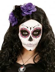 Musta ja violetti hiuspanta - Kuolleiden päivä