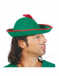 Metsien miehen hattu