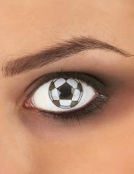 Jalkapallo-piilolinssit aikuisille