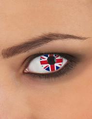 Piilolinssit Iso-Britannian lipuilla