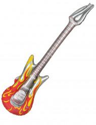 Puhallettava rock-kitara