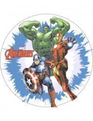 Kakkukuva 20 cm - The Avengers™