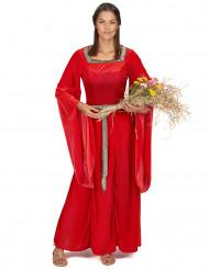 Keskiaikainen mekko naisille