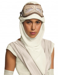 Aikuisten naamio hupulla Rey - Star Wars VII™