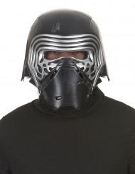 Aikuisten 2-osainen kypäränaamari Kylo Ren - Star Wars VII - The Force Awakens™