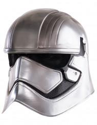 Aikuisten kaksiosainen naamari Captain Phasma - Star Wars VII™