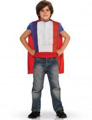 Ranskalaisen supersankarin asu lapsille