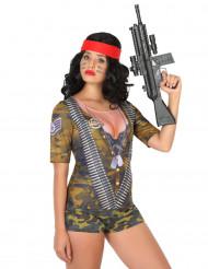 Sotilaan t-paita naiselle