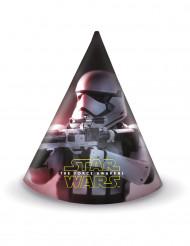 Star Wars VII™ -juhlahatut, 6 kpl