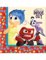 Inside Out™ -servetit, 20 kpl