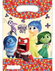 Inside Out - mielen sopukoissa™ lahjakassit 6kpl