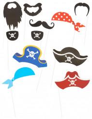 Rekvisiittasetti piraatti