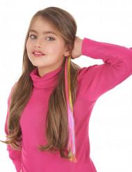 Värikäs hiussuortuva