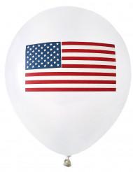 8 USA-ilmapalloa