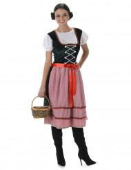 Naisten Oktoberfest-asu