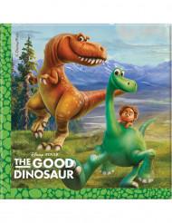 Kunnon Dinosaurus™ -servetit, 20 kpl