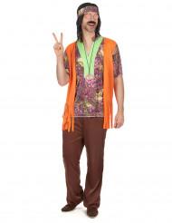 Rauhaa rakastavaa Riku - Rento hippiasu