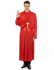 Papin punainen kaapu miehille