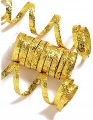 10 kultaista serpentiinirullaa