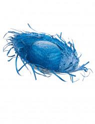 Sininen havaijilainen hattu aikuisille