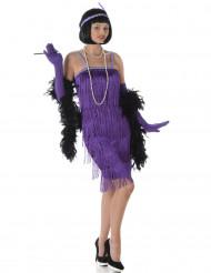 Violetti charleston- mekko