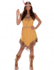 Vaalea intiaanimekko