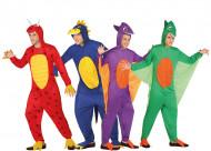Dinosaurukset -ryhmäasu aikuisille
