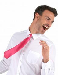 Pinkki kravatti aikuisille