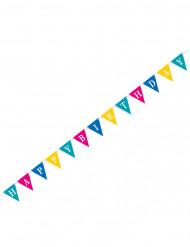 Happy Birthday -lippunauha, 2,7 m