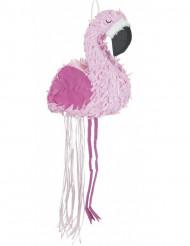 Flamingon muotoinen piñata