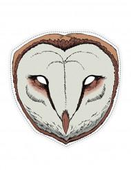 Paperinaamio - pöllö