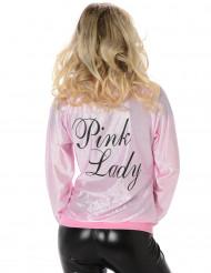 Aikuisten pinkki takki