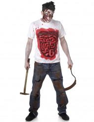 Miesten zombiasu tekosuolilla