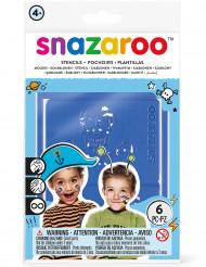 Snazaroo™-sapluunat, 6 kpl